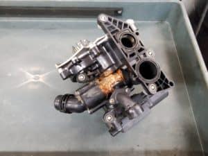 MK7 Water Pump Leaking