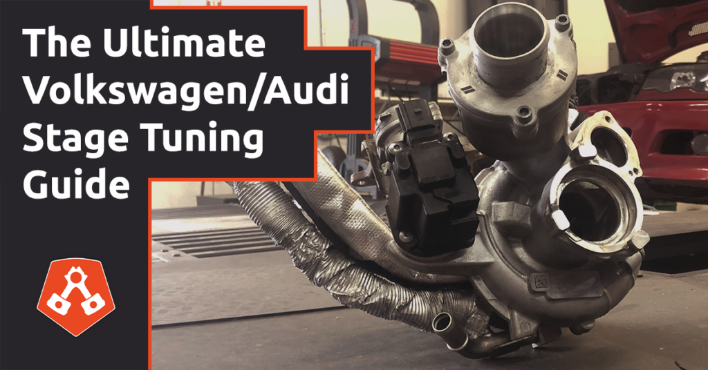 The ultimate VW/Audi tuning guide