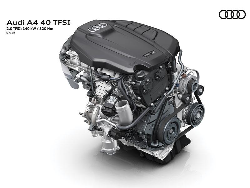 40-TFSI-Engine