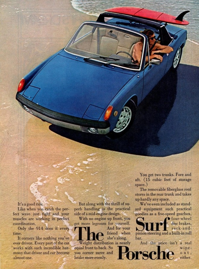 Vintage Porsche Ads Alex S Autohaus