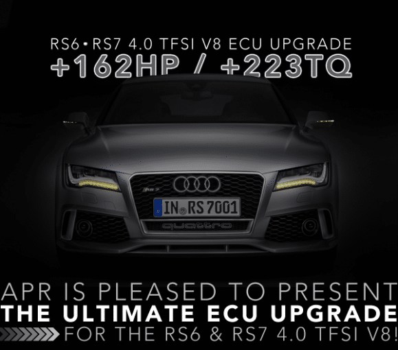 RS6 / RS7 ECU Tune